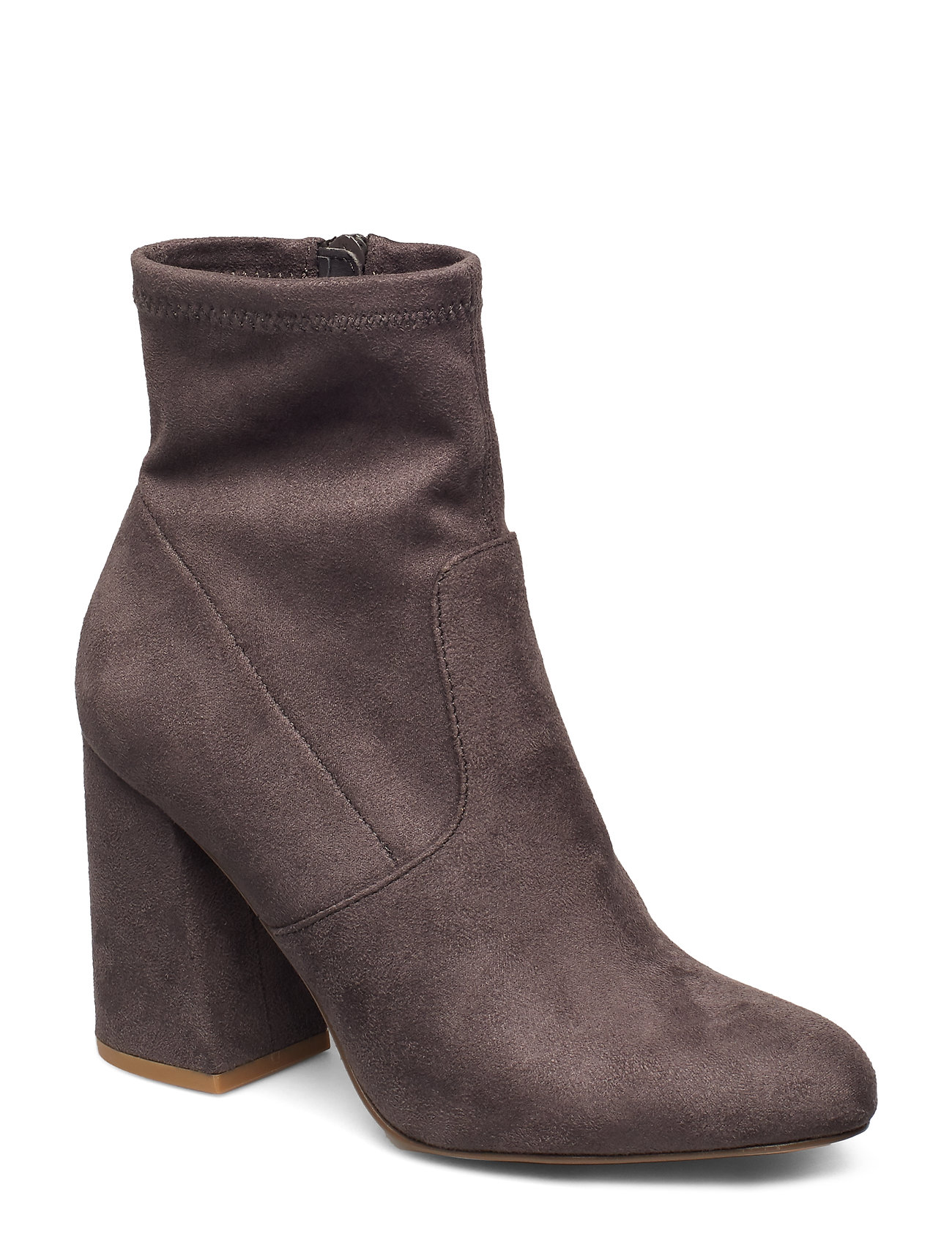 Image of Expert Bootie Shoes Boots Ankle Boots Ankle Boot - Heel Brun Steve Madden (3406217667)