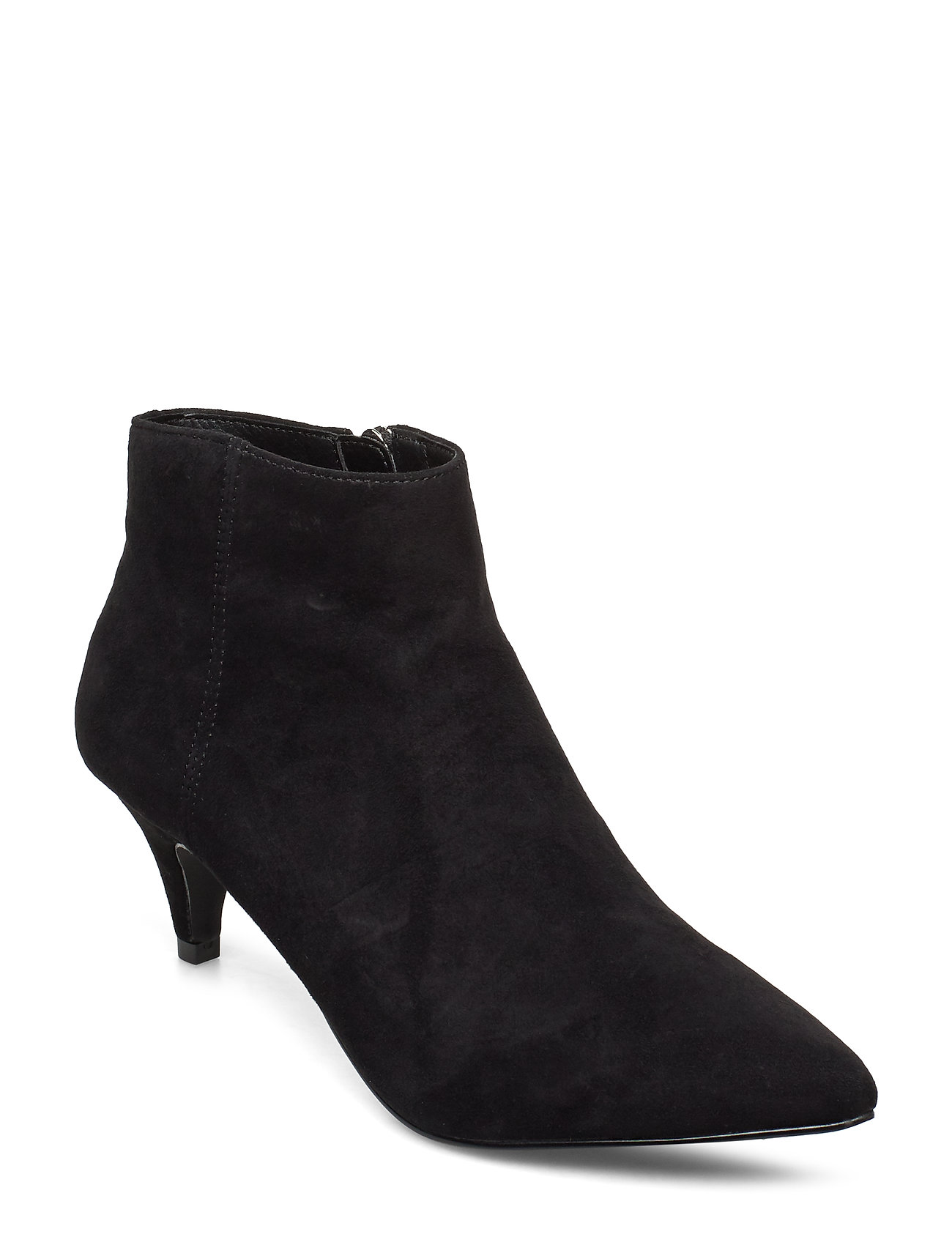 Image of Lucinda Bootie Shoes Boots Ankle Boots Ankle Boot - Heel Sort Steve Madden (3406217647)