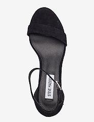 Steve Madden - Irenee Sandal - høyhælte sandaler - black suede - 3
