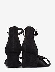 Steve Madden - Irenee Sandal - høyhælte sandaler - black suede - 4