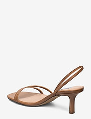 Steve Madden - Loft - mules & slipins - camel patent - 2