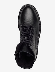 Steve Madden - Skylar Bootie - platte enkellaarsjes - black leather - 3