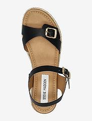 Steve Madden - Cam Sandal (no size 42) - flade espadrillos - black leather - 3