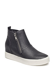 Wedgie-P Wedge Sneaker - BLACK