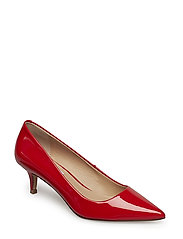Sabrinah Pump - RED PATENT