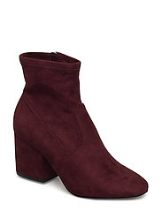 Iberia Ankle Boot - BURGUNDY