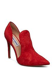 Dance Heel - RED SUEDE
