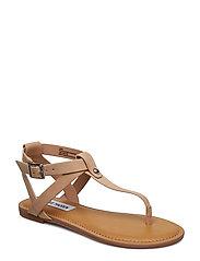 Hidden Sandal - CAMEL NUBUCK