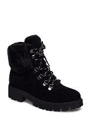 Zoomy Ankleboot - BLACK SUEDE