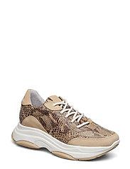 Zela Sneaker - NATURAL SNAKE