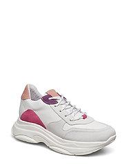 Zela Sneaker - WHITE MULTI