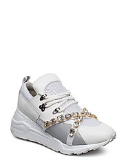 Credit Sneaker - WHITE MULTI