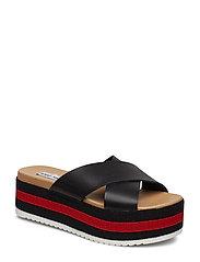 Asher Sandal - BLACK MULTI