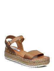 Chiara Sandal (no size 42) - NATURAL LEATHER