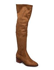 Georgette Boot - BROWN