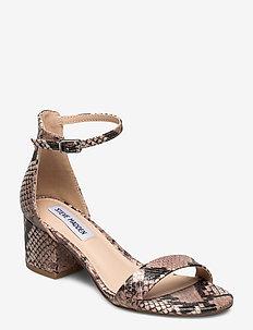 Irenee Sandal - sandalen met hak - blush snk
