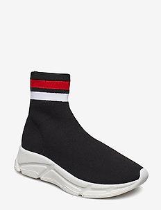 Bitten Sneaker - BLACK MULTI