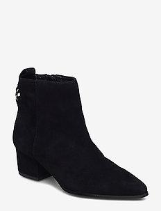 Clover Ankleboot - BLACK SUEDE