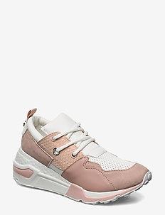 Cliff Sneaker - nude multi