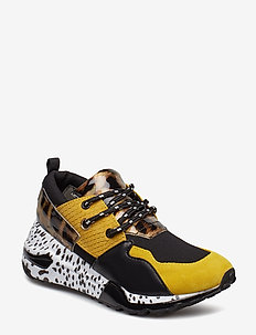 Cliff Sneaker - YELLOW MULTI