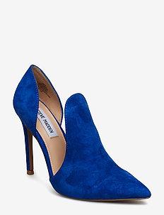 Dance Heel - BLUE SUEDE