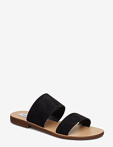 Native Sandal (no size 42) - BLACK SUEDE