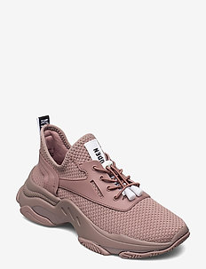 Match Sneaker - chunky sneakers - mauve