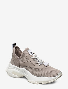 Match Sneaker - chunky sneakers - taupe