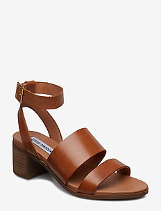 Alex Sandal - COGNAC LEATHER