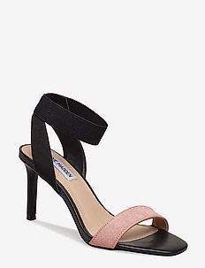 Fondu Sandal - BLACK/PINK