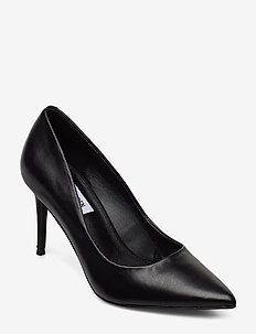 Lillie Pump - BLACK LEATHER