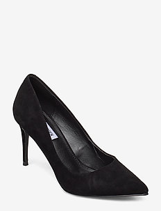 Lillie Pump - BLACK SUEDE