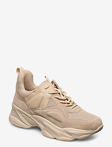 Movement Sneaker - BEIGE MULTI