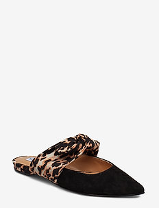 Emika Flat - BLACK MULTI