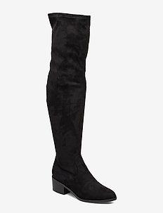 Georgette Boot - BLACK