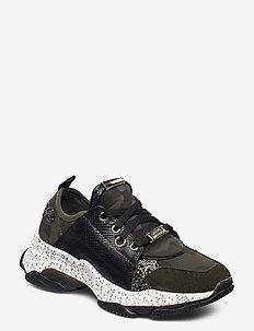 Mescal - låga sneakers - olive multi