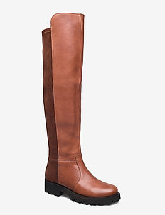 Hilly Boot - COGNAC LEATHER