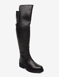 Hypp Boot - BLACK LEATHER