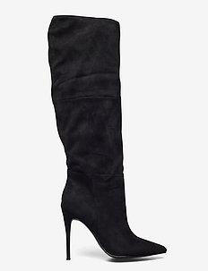 Dakota Boot - höga stövlar - black