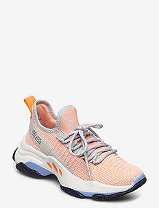 Mac - lave sneakers - peach