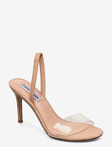 Lakota Heeled Sandal - CLEAR