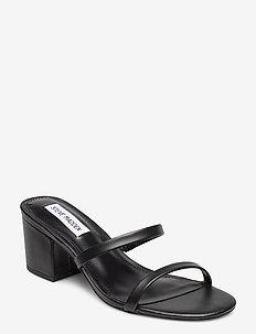 Issy - mules & slipins - black