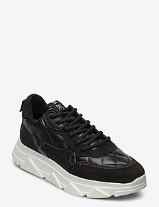 Pitty - chunky sneakers - black