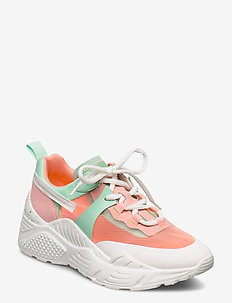Aris - chunky sneakers - mint multi