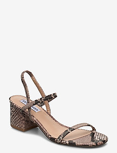 Inessa Sandal - sandały na obcasie - blush snk