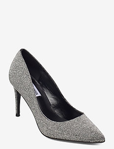 Lynnie - klassiske pumps - silver