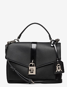 Bleila Shoulderbag - top handle - black