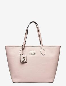 Bmalaiz Tote - fashion shoppers - blush