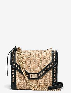 Bbrixton Crossbody bag - axelremsväskor - natural