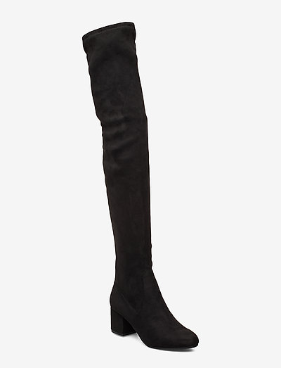 Isaac Boot - höga stövlar - black